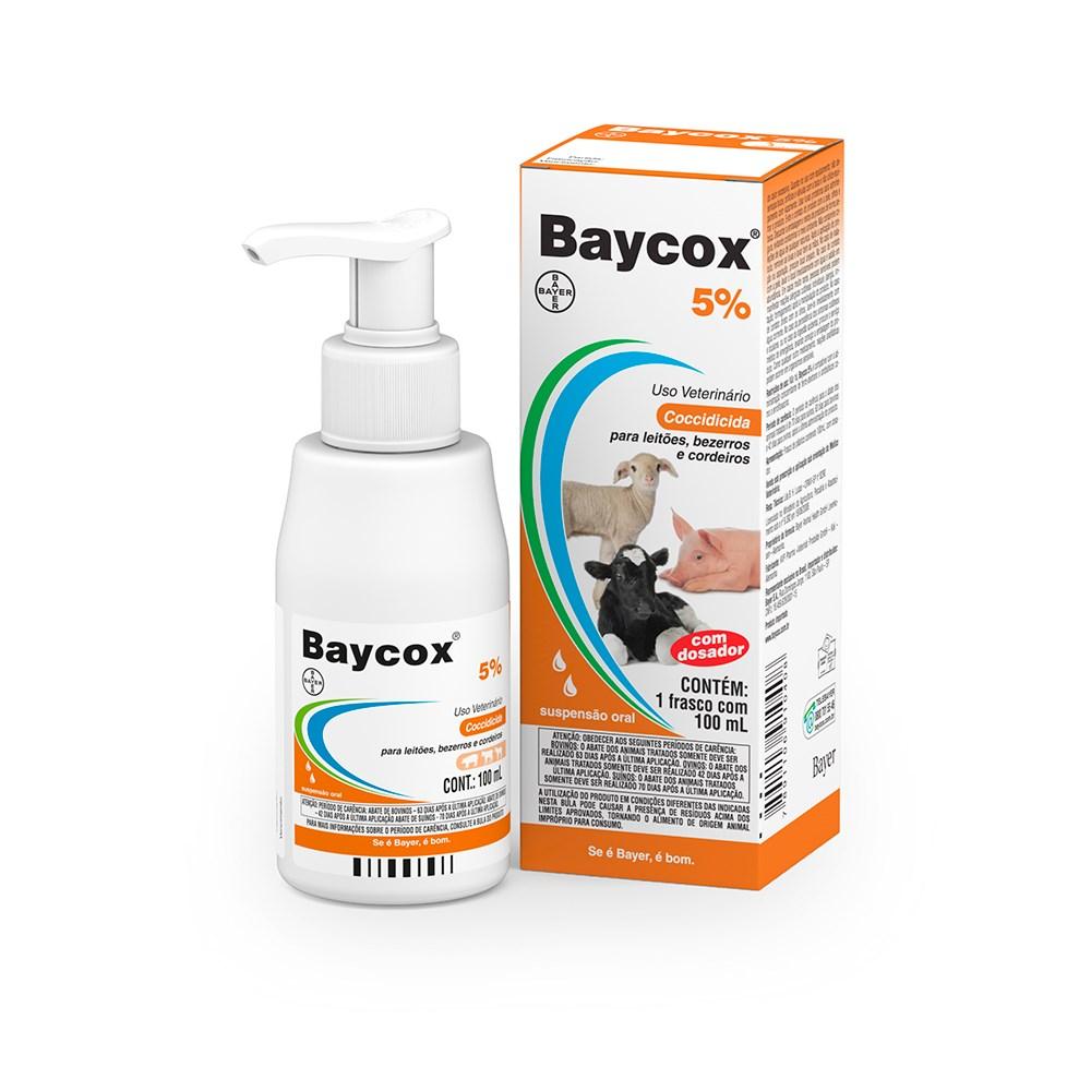 Baycox trata coccidiose
